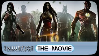 HD  ITA Injustice Gods Among Us   The Movie Il Film Story Mode All Cutscenes