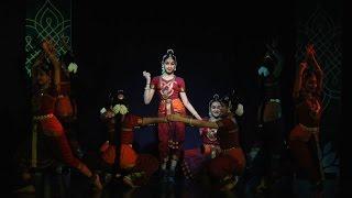 Sridevi Nrithyalaya - Dharu Varnam Group presentation
