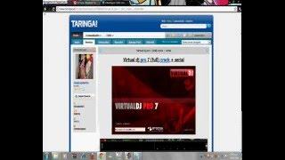 video tutorial de como descargar pot taringa.net