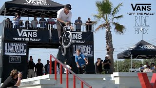Vans BMX Street Invitational 2016  Finals