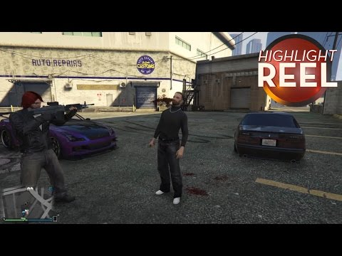 Damn, That GTA Mugger Is Bulletproof