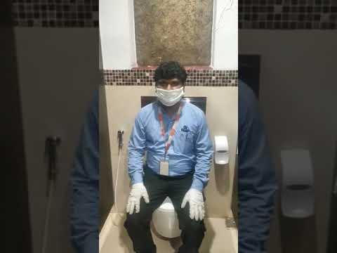 Sensor Toilet Flusher