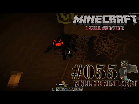Eine Mine voll Spaß ★ #055 ★ EmKa plays Minecraft: I will survive [HD|60FPS]
