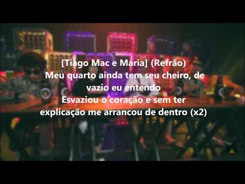 (LETRA) Poesia Acústica #3 - Capricorniana - Sant | Tiago Mac | Lord | Maria | Choice (+ Download)