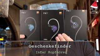 Geschenkefinder 2020 - InEar Kopfhörer