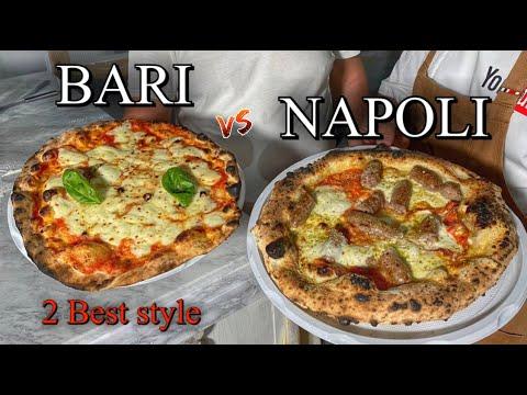 Looks Good: Best Pizza Neapolitan vs Bari Style