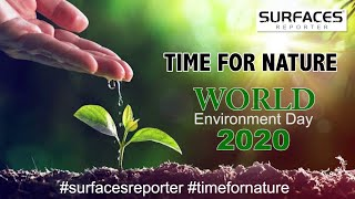 TIME FOR NATURE | Prof Krishna Rao Jaisim exclusive interview | World Environment Day| Surfaces Reporter