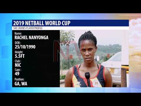 NETBALL WORLD CUP: Nanyonga has built a reputation as a clinical goal attack