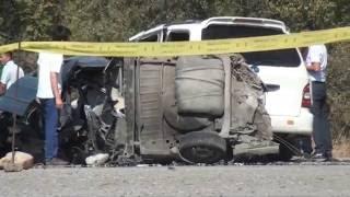 Жених и 3 пассажира насмерть разбились по дороге на свою свадьбу