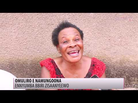Nabbambula w'omuliro asanyizaawo enyumba e Namungoona