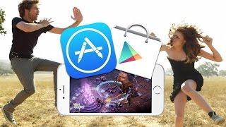 10 игр в которые можно поиграть с другом на iOS и Android