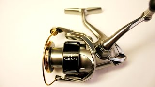 Shimano twin power 15 3000 hgm