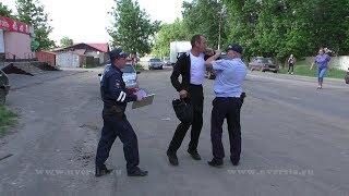 Нападение на полицейского в Балашове - https://nversia.ru/