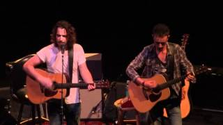 Chris Cornell Doesn't Remind Me (+James) Acoustic The Lowery 16/6/12