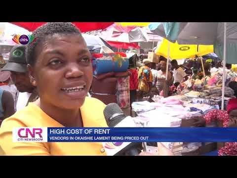 Okaishie traders unhappy with the high cost of rent - Business Dashboard