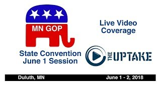 MN GOP Convention -June 1 - Duluth, MN