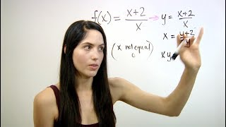 How to Find the Inverse of a Function (NancyPi)
