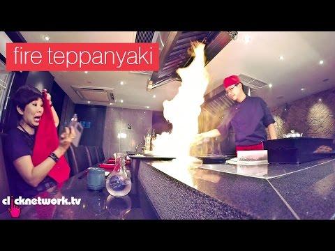 Fire Teppanyaki - Foodporn: EP4