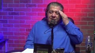 Joey Diaz's Food Talk and Roasts Lee Again About Eating Choices