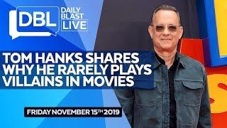 Daily Blast Live   Friday November 15, 2019