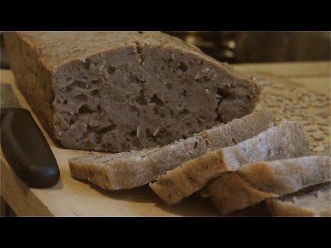 מתכון ללחם כוסמת בלי שמרים