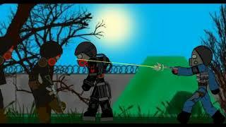 S.T.A.L.K.E.R [тайная зона] 2 серия в Рисуем мультфильмы 2