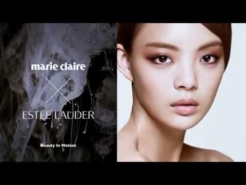 [Marie Claire Korea] Beauty in Motion #ESTEE LAUDER