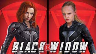 Jazzy is Black Widow! Superhero Showdown with the Fun Squad