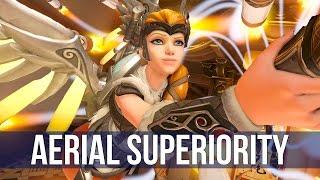 Overwatch: Aerial Superiority! (Pharah & Mercy)