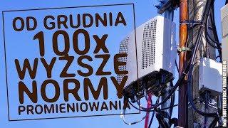 100-krotnie wyższe normy promieniowania w Polsce! Konsultacje do końca listopada!