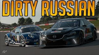 Gran Turismo Sport: From Russia With Punts