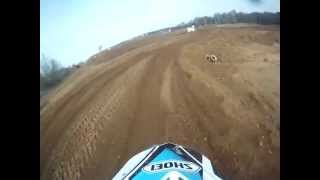 preview picture of video 'Scott Doncaster MX 13.3.15'