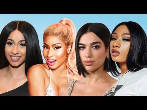 WAP | Cardi B Talks Nicki Minaj | Dua Lipa Teams Up With Madonna, Missy Elliot & Gwen Stefani
