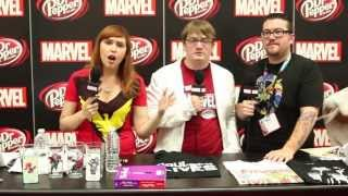 Marvel San Diego Comic-Con Highlights – Day 4