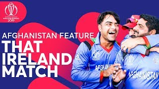 Afghanistan Team On THAT Ireland Match To Reach 2019 World Cup! | ICC Cricket World Cup 2019