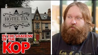 Exploring Liverpool memorabilia at Hotel TIA in Anfield | In the Shadow of the Kop Ep. 10
