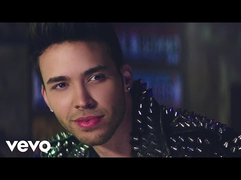 Culpa al Corazon - Prince Royce  (Video)