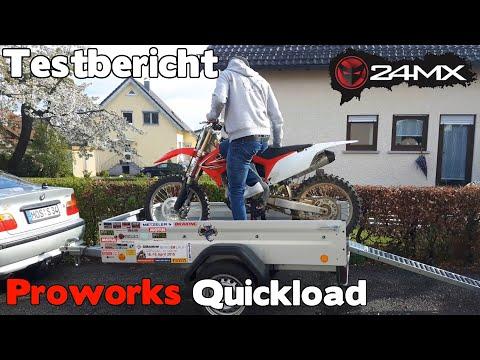 Test Testbericht Transportsystem Proworks Quickload Risk Racing lock n load - auf deutsch