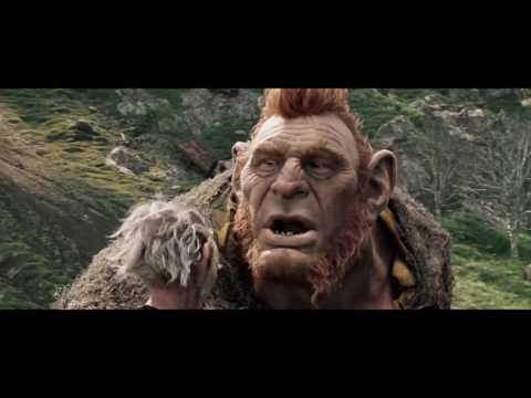 The BFG (Featurette 'Being Giants')