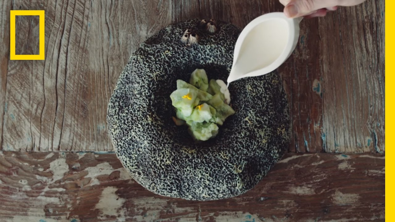 This Chef's Creations Will Make You Hungry for Sustainable Seafood | Short Film Showcase thumbnail