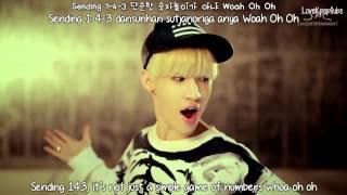 Henry ft. Amber - 1-4-3 (I love you) MV [English subs + Romanization + Hangul] HD