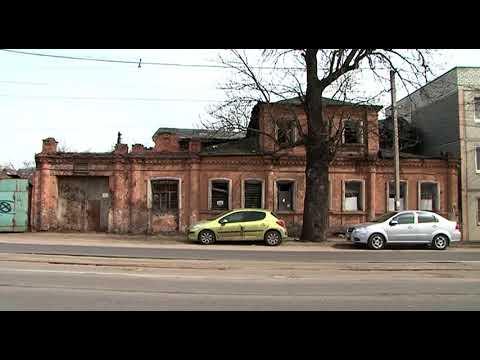 В Курской области составят карту заброшенных зданий