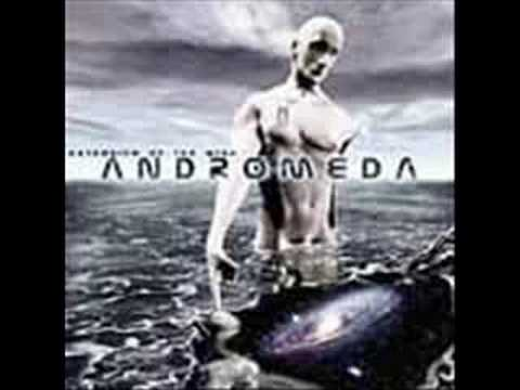 Andromeda - The Words Unspoken online metal music video by ANDROMEDA