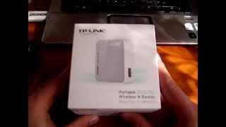 TP-LINK TL - MR 3020
