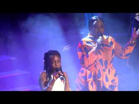 Orin to dun - Tomilola & Kiishi Allen -Taylor ( Oba Nla Concert 2017 )