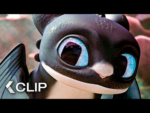 Hiccup's Kids want to kill Dragons! Scene - HOW TO TRAIN YOUR DRAGON: Homecoming Clip (2019)