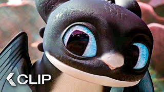 Hiccups Kids Want To Kill Dragons! Scene - HOW TO TRAIN YOUR DRAGON: Homecoming Clip (2019)