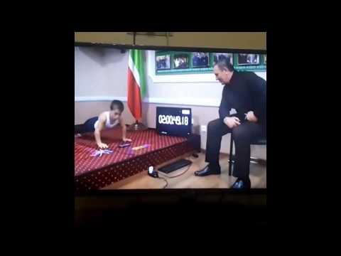 رحيم كورييف.. الطفل الشيشاني الخارق