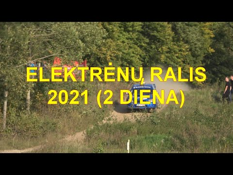 Elektrėnų ralis 2021