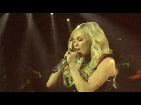 Carrie Underwood- Southbound live in Spokane